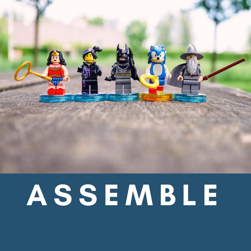 AAA Method - Assemble