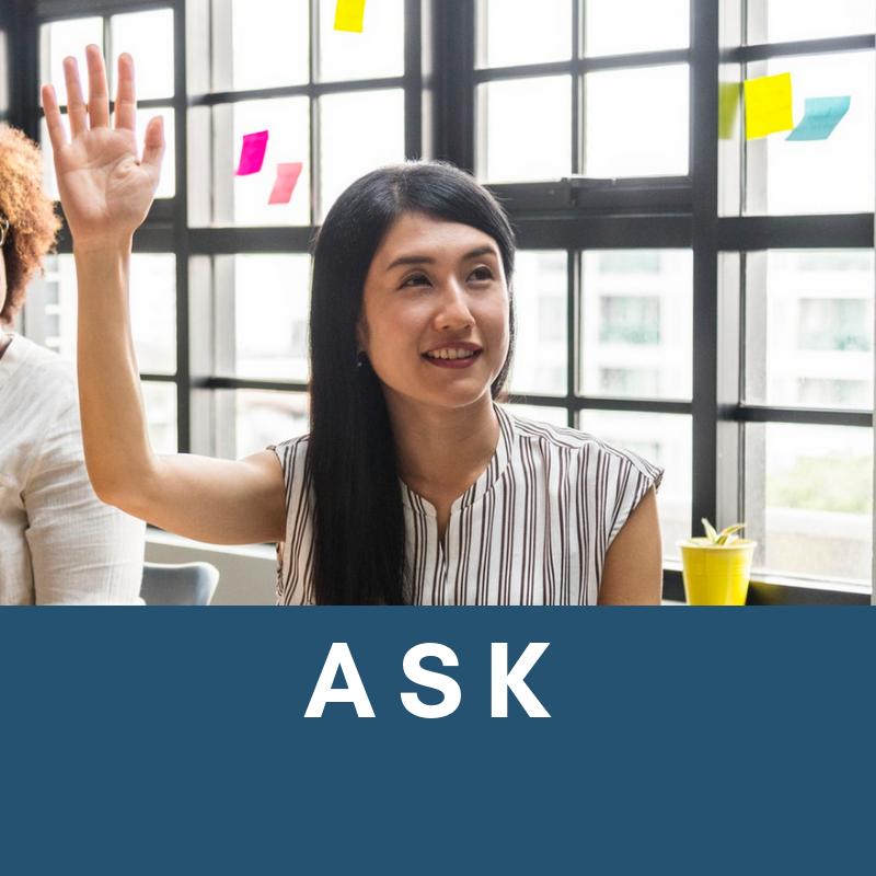 AAA Method - Ask