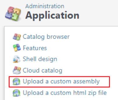 Upload a custom assembly - Step 6 of How to Upload Customizations to Your BBCRM Environment Without Creating a Support Ticket