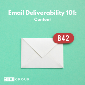 email content
