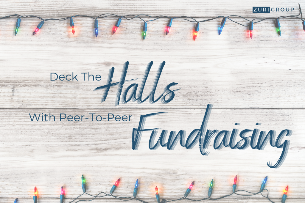 peer to peer holiday fundraising