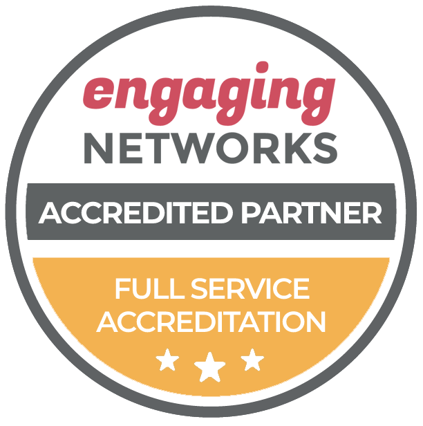 Engaging Networks Full Service Accredited Partner